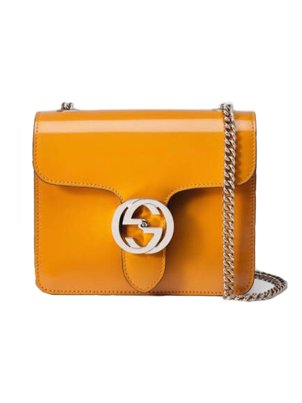 Gucci Interlocking Clutch Bag