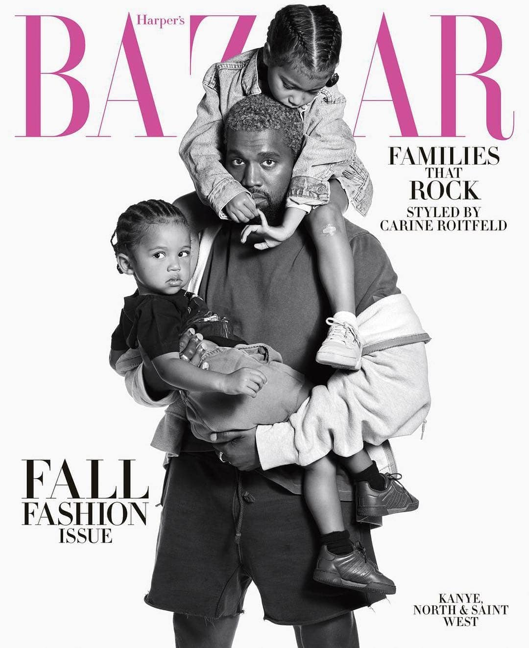 Harper's Bazaar US, September 2018