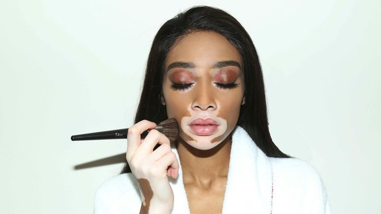 A KKW Beauty x Winnie Harlow Collaboration Is In The Works — A-Z FILES