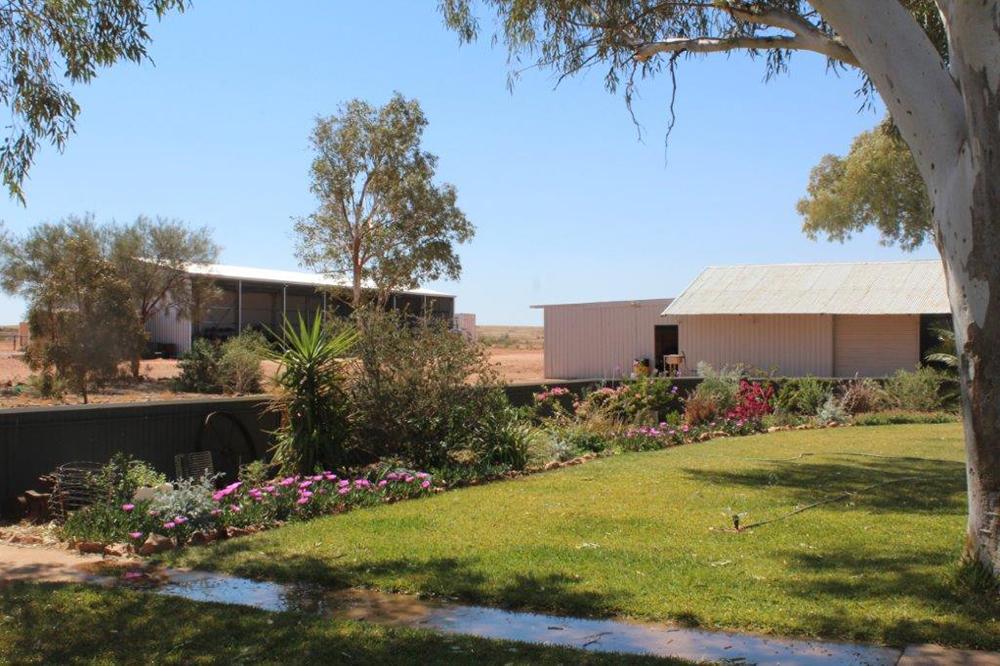 Mount Sarah House and Garden