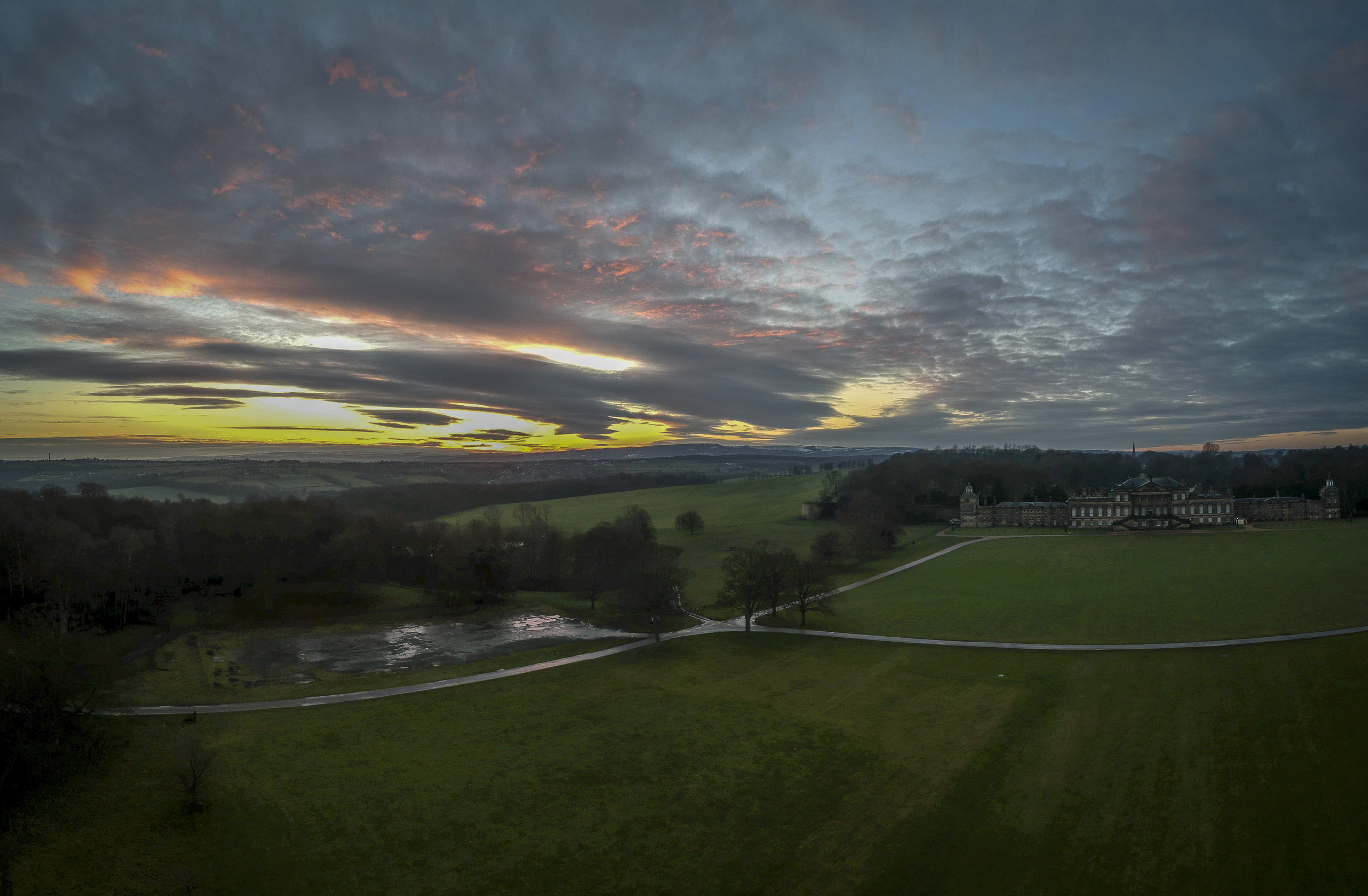 Sunset Over Wentworth