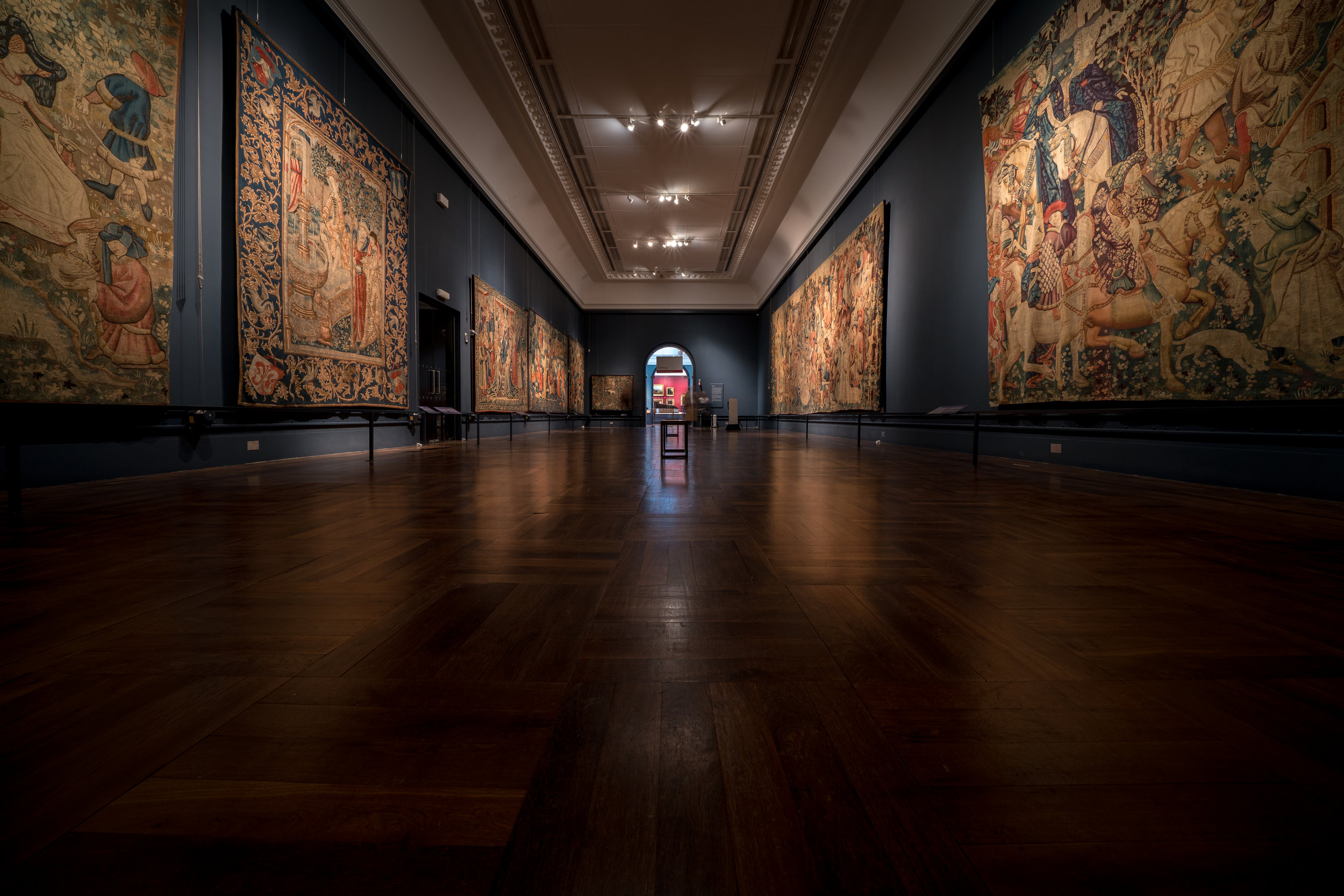 Tapestry room.  12-24 at 12mm, 13 secs iso 100