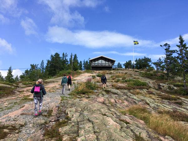 Hiking - Toppstugan - Skuleberget, Höga Kusten