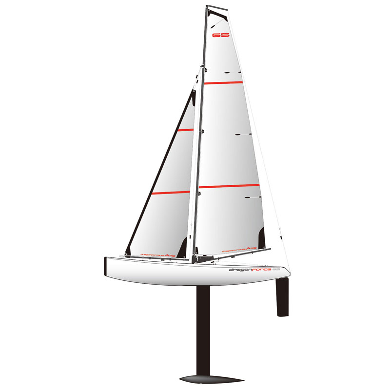Dragon Force 65 radio controlled sailboat