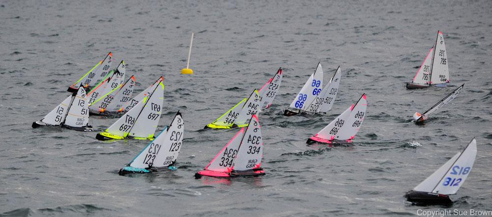 df65 radio yachts racing