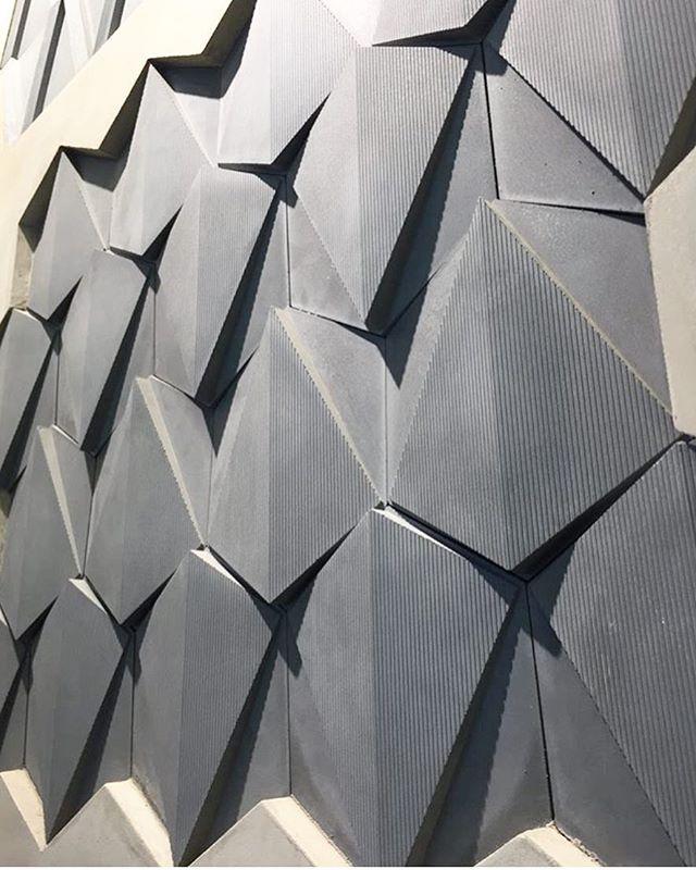 Nest by Tonk ! Close up 🔍 #tonkproject #tonk #concretetiles #tiledesign #canadianinteriors