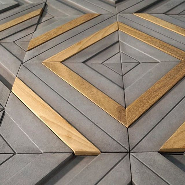 Gama by Tonk ! #tonkproject #concretetiles #tiledesign #concrete