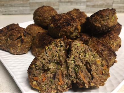 Lupin Meatballs
