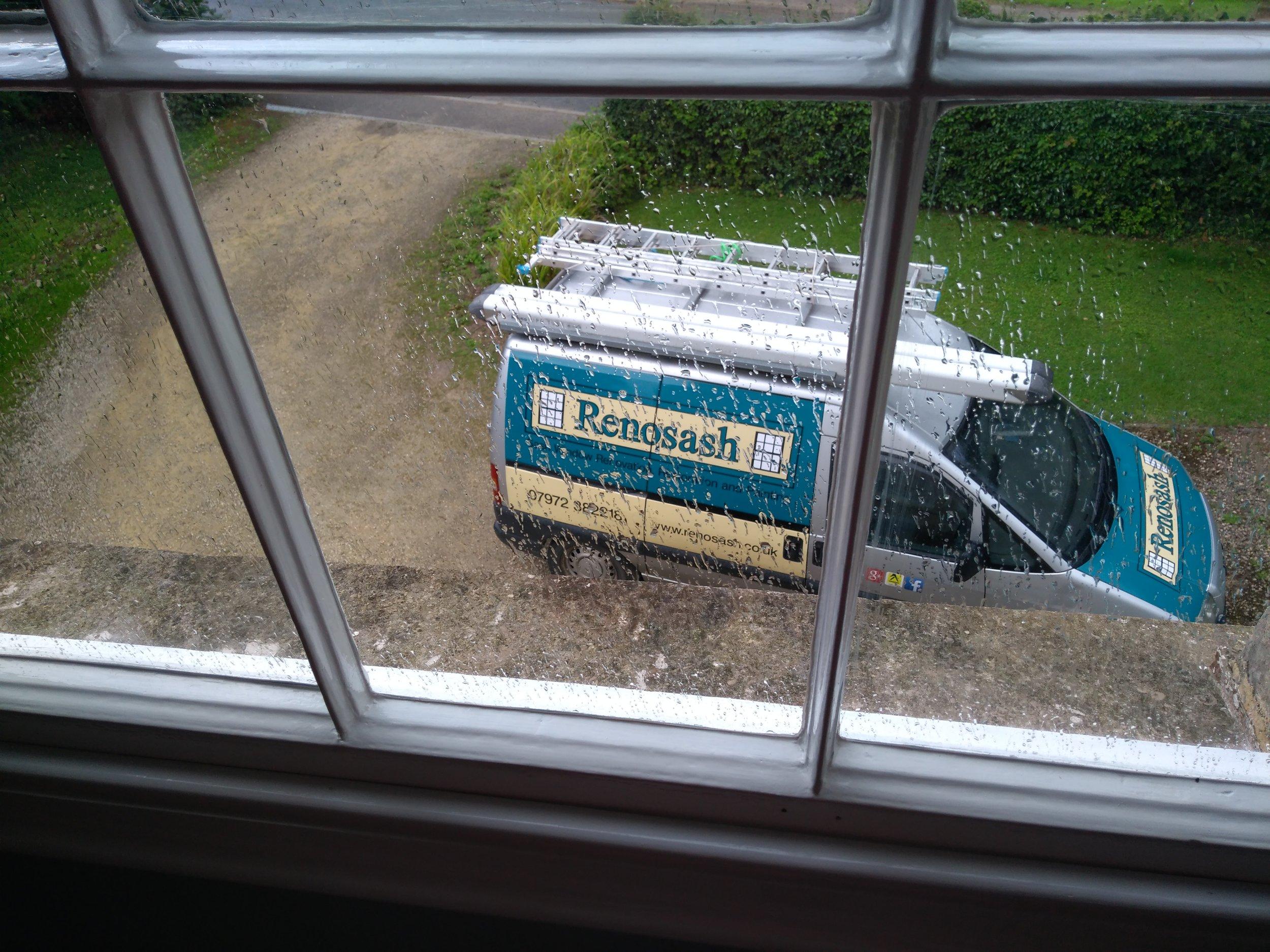 Sash Window Stroud, Gloucestershire