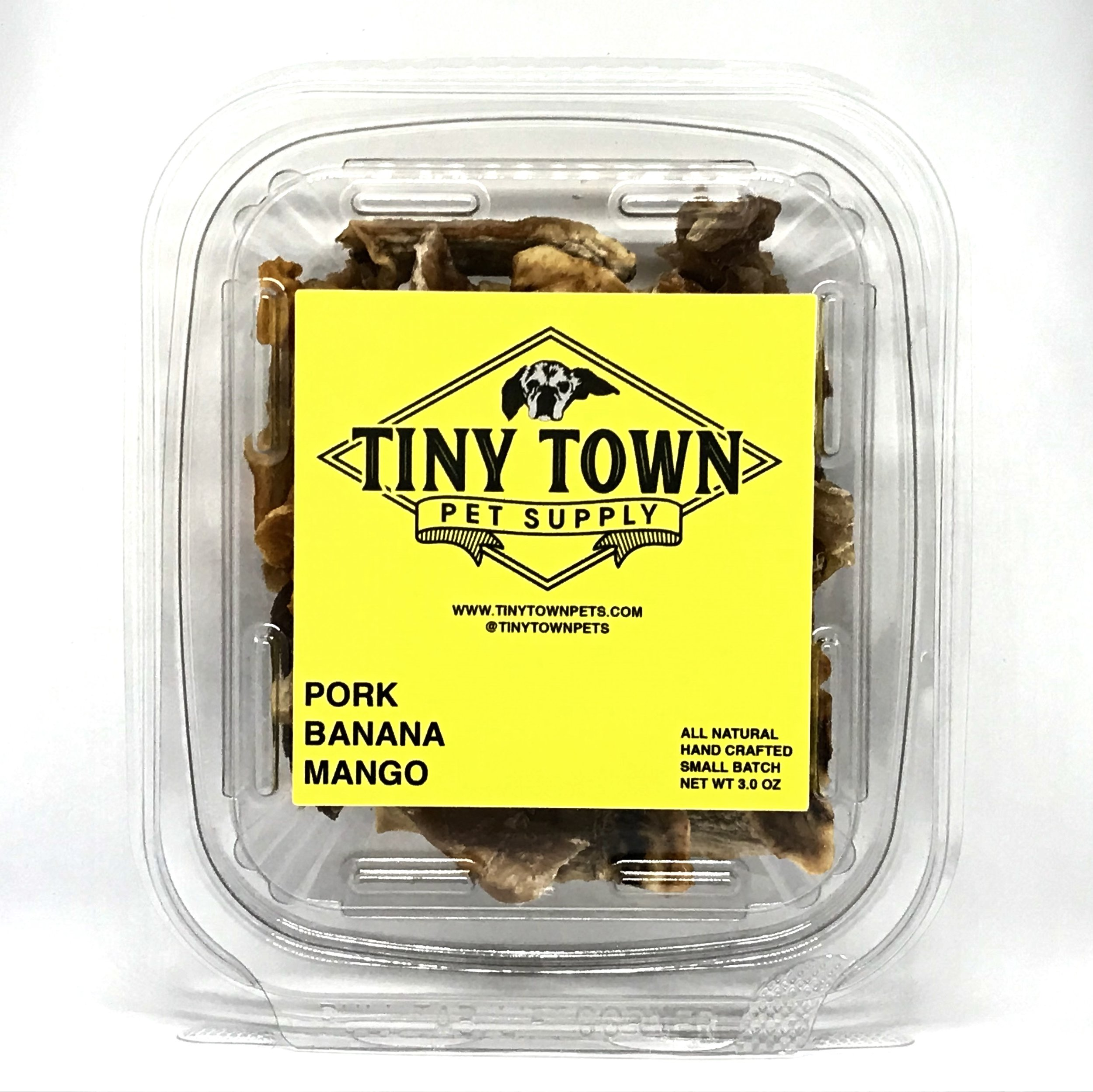 Pork Treats - $10