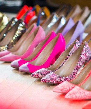 Jenna Lyons' Shoe Collection   Via