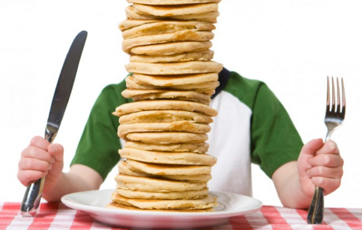 Regain Portion Control and Start Eating The Right Amount -