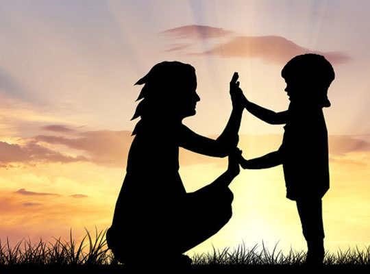 Inner child work reconnects us with a wounded element of ourselves: the child within. -