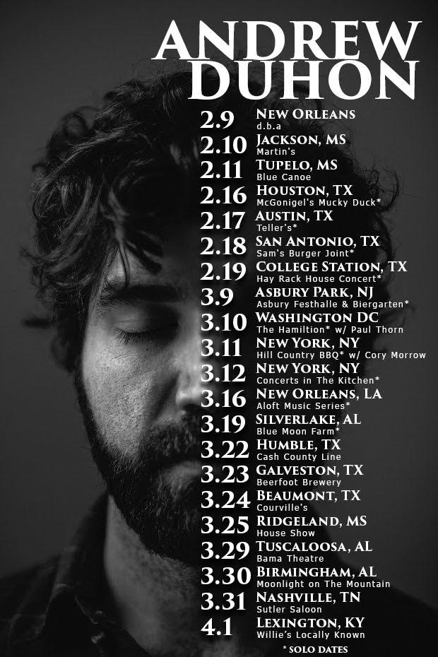 Feb tour BW