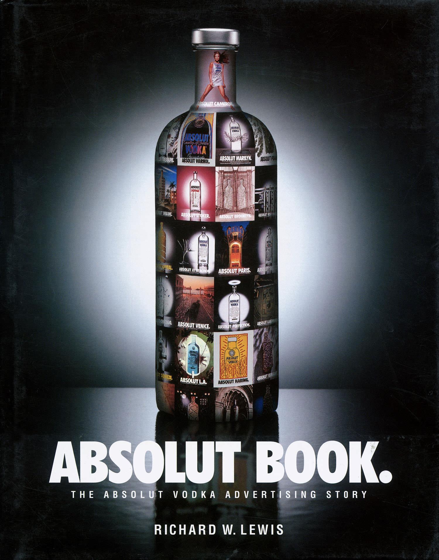 Mark Eisen Absolut Vodka
