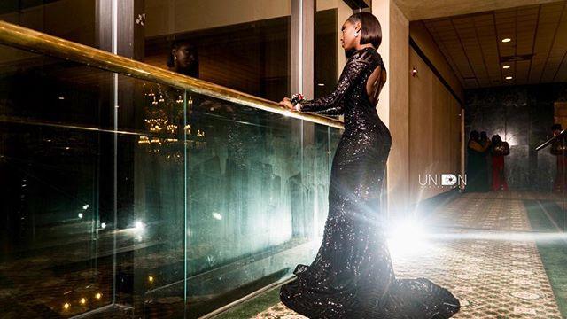 Shine Bright like a Diamond 💎💎💎 #diamond #hallofprom #lbd #littleblackdress #prompic #senioryear