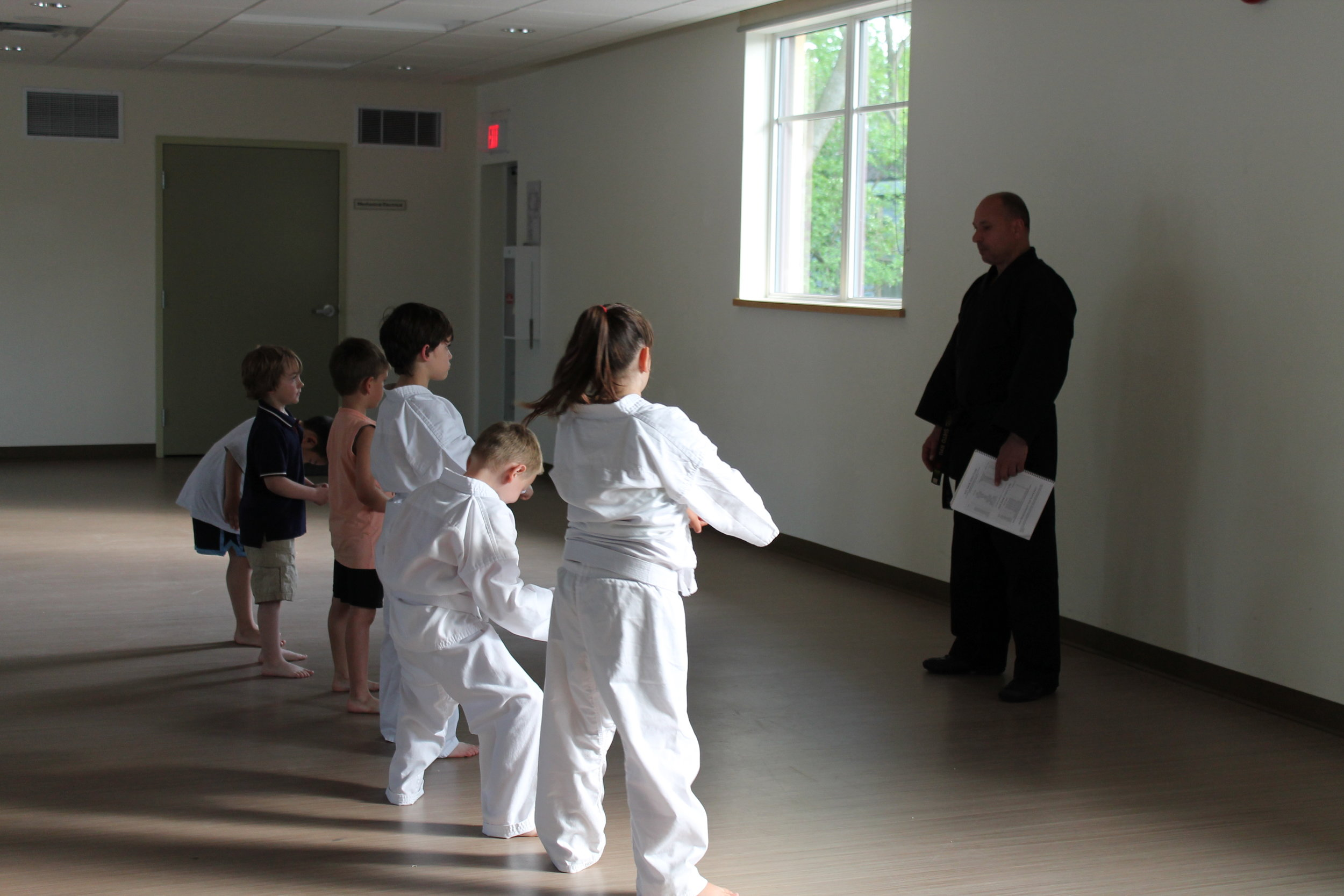 Beginner Karate Program