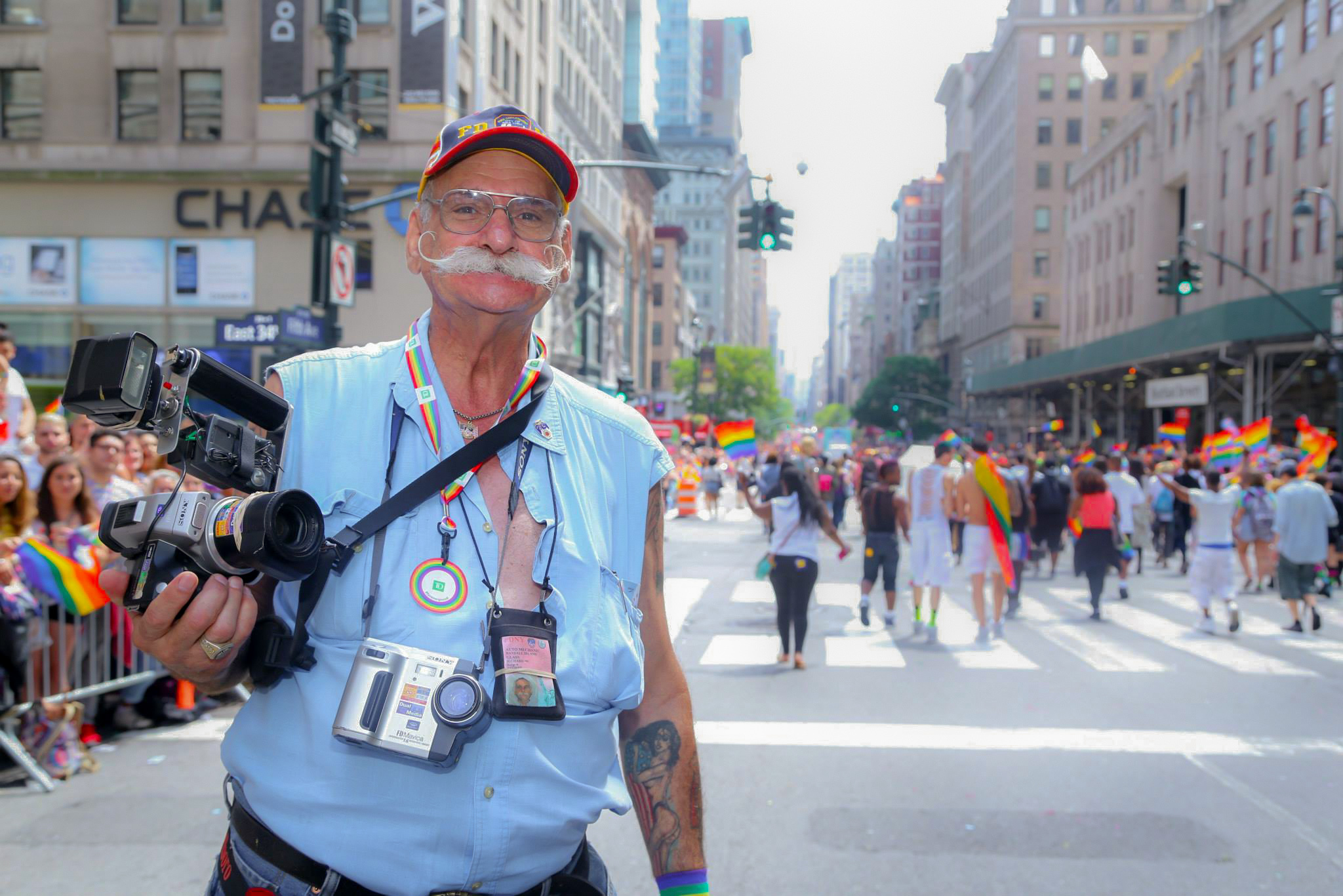 34TH STREET, NYC, 2016