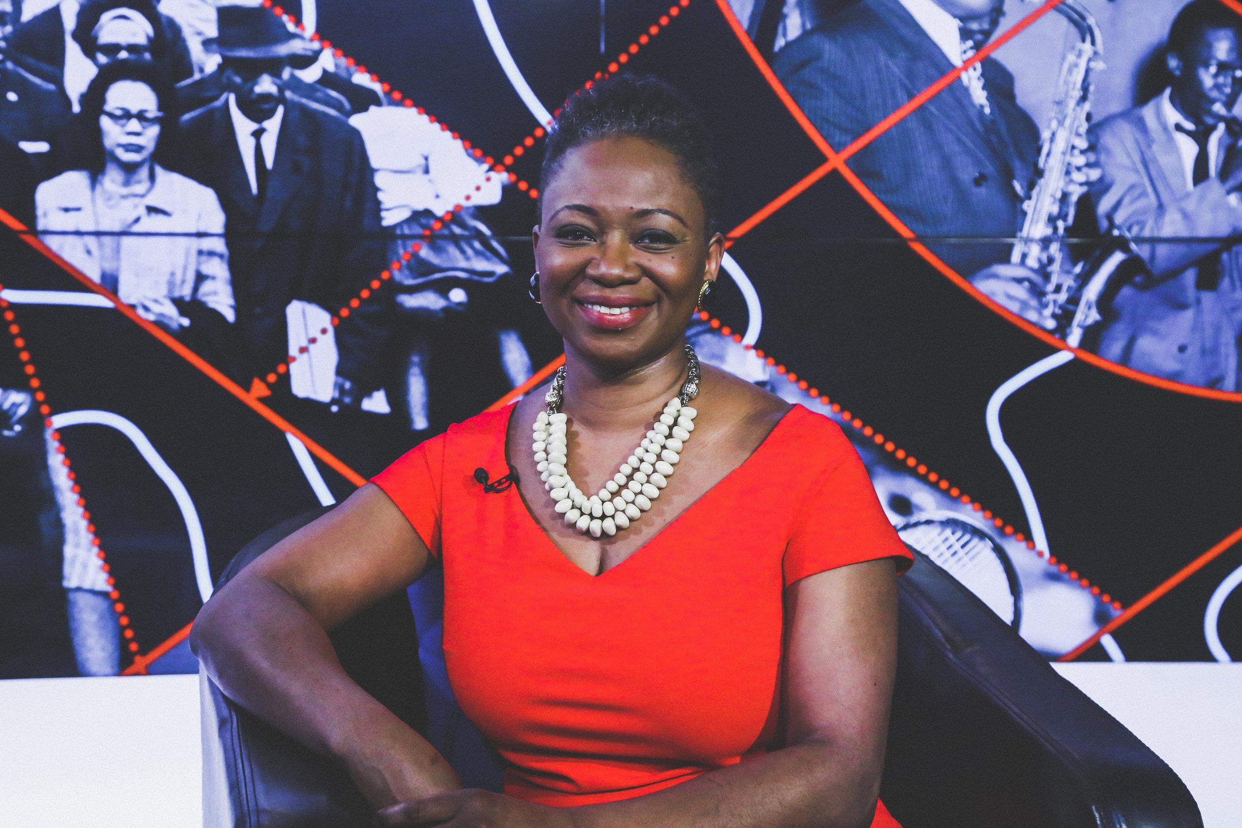 VANESSA DE LUCA  Editor in chief of Essence Magazine   https://youtu.be/bVcPv-fgvbk
