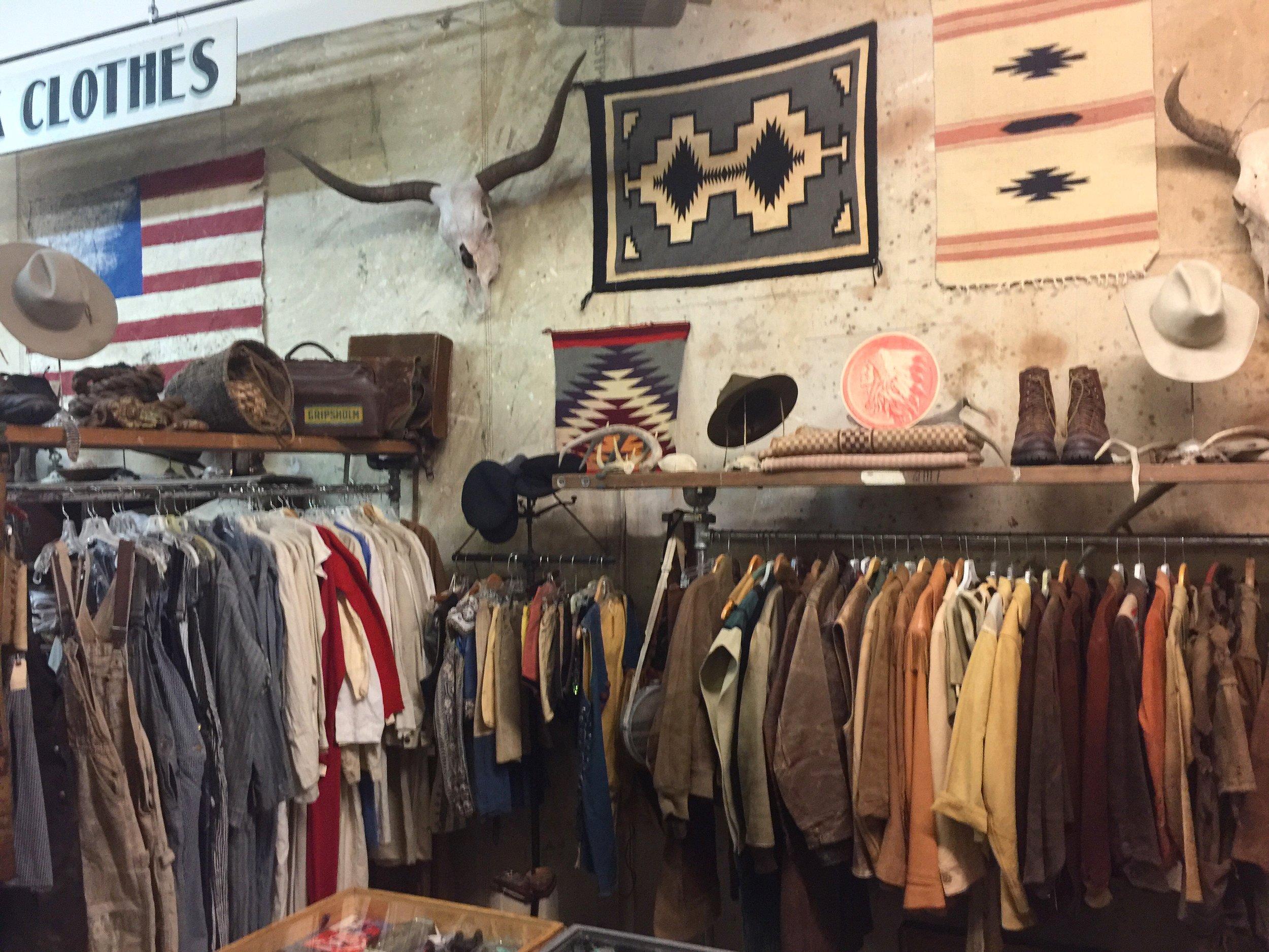 Santa Fe Vintage Showroom
