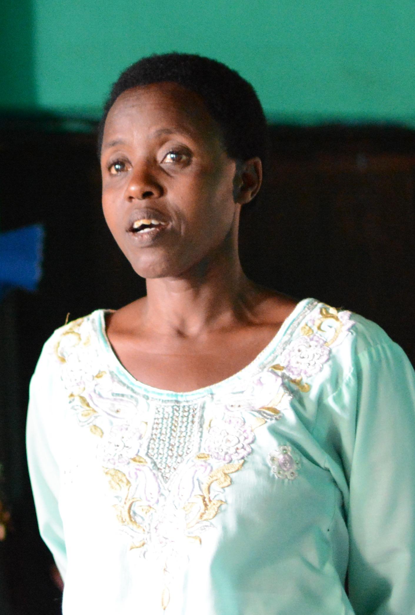 Naome Vuguziga