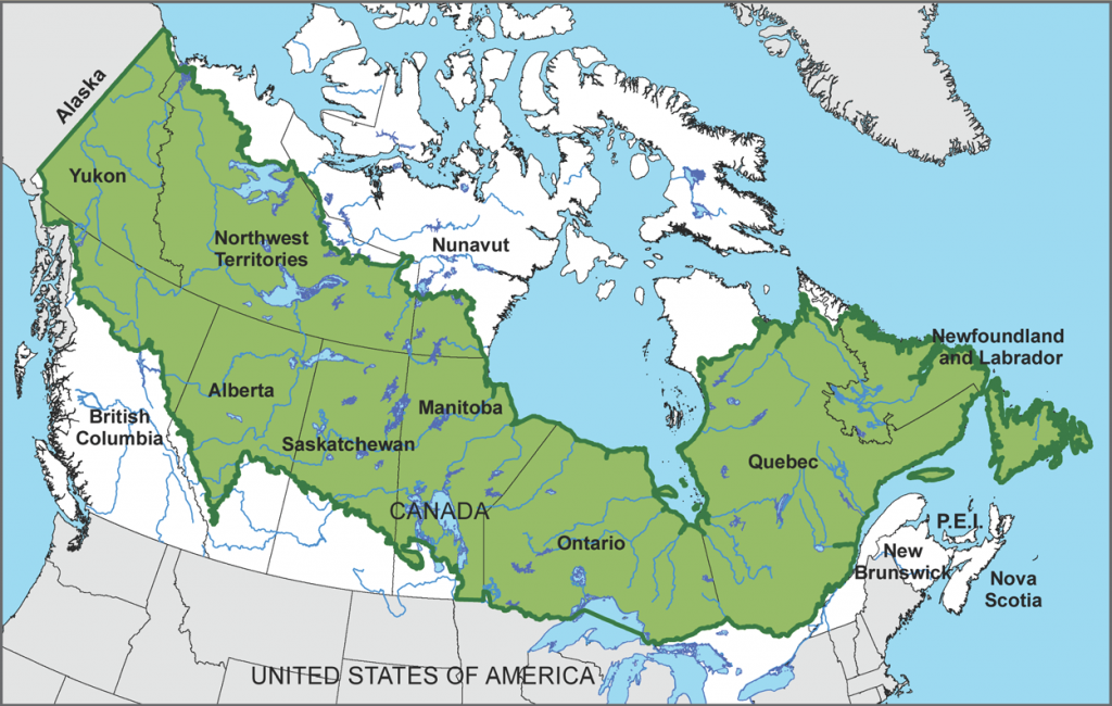 Source: International Boreal Conservation Science Panel, www.borealscience.org