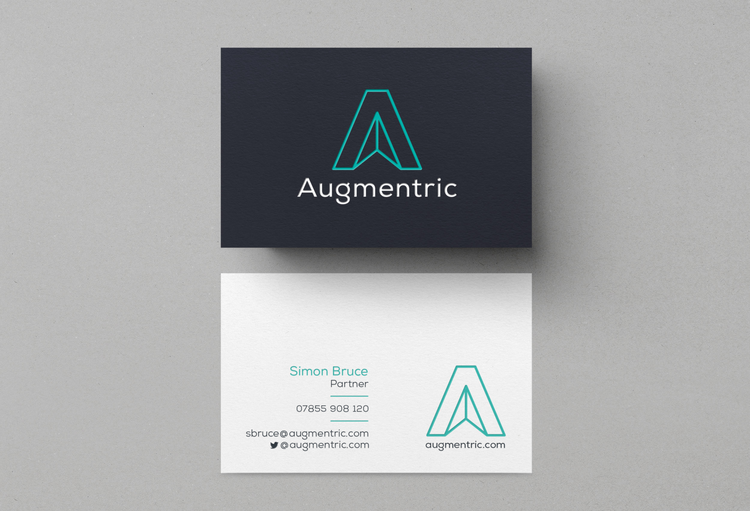 Augmentric - Brand Identity