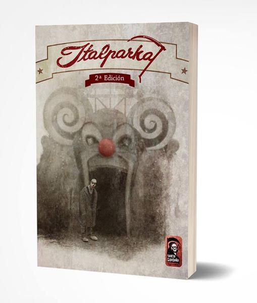 La segunda edición de Italparka ya está en imprenta