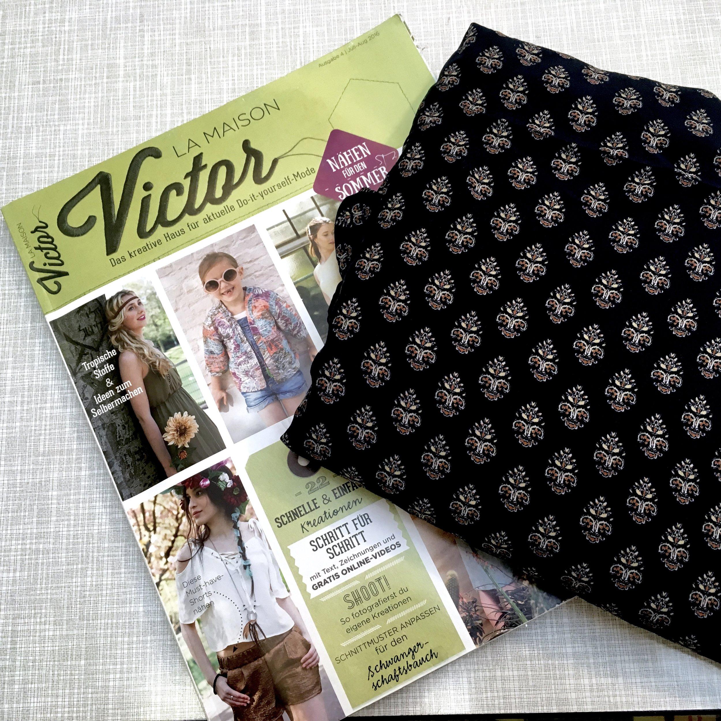 La Maison Victor Ausgabe Juli/August 2106