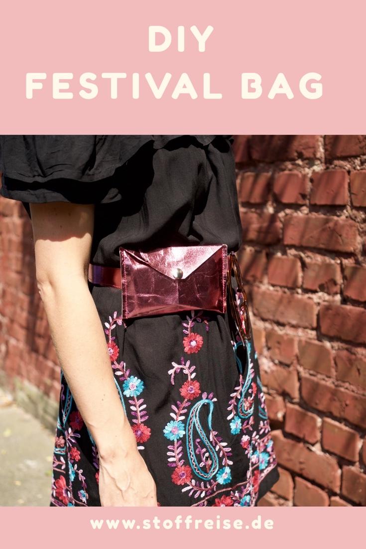 DIY Festivalbag nähen