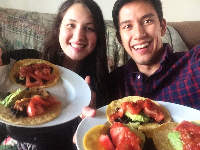 Integrating Primary and Secondary Foods with my Love!