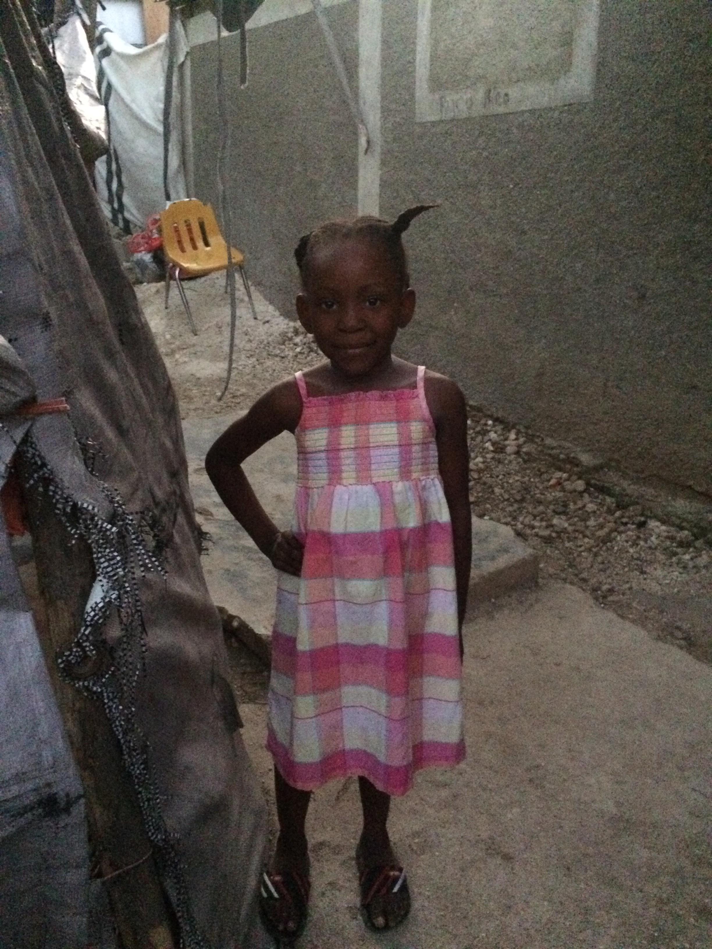 Camp Acra, Delmas 33, Haiti