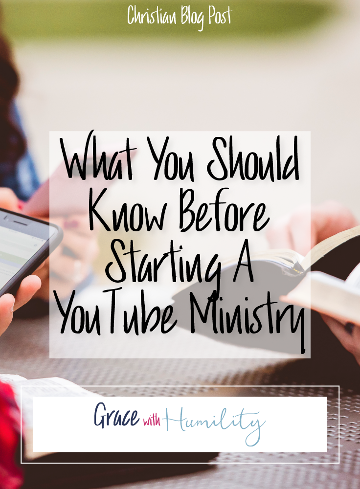 Blog Post Excerpt:  It's no better time than now to launch a women's ministry filled with purpose to help overshadow some of the more worldly channels that do nothing but starve the inner man. If you are called to minister to women there are many avenues you can take to yield to the Father's will and YouTube is no exception...  CLICK PIN TO READ MORE!