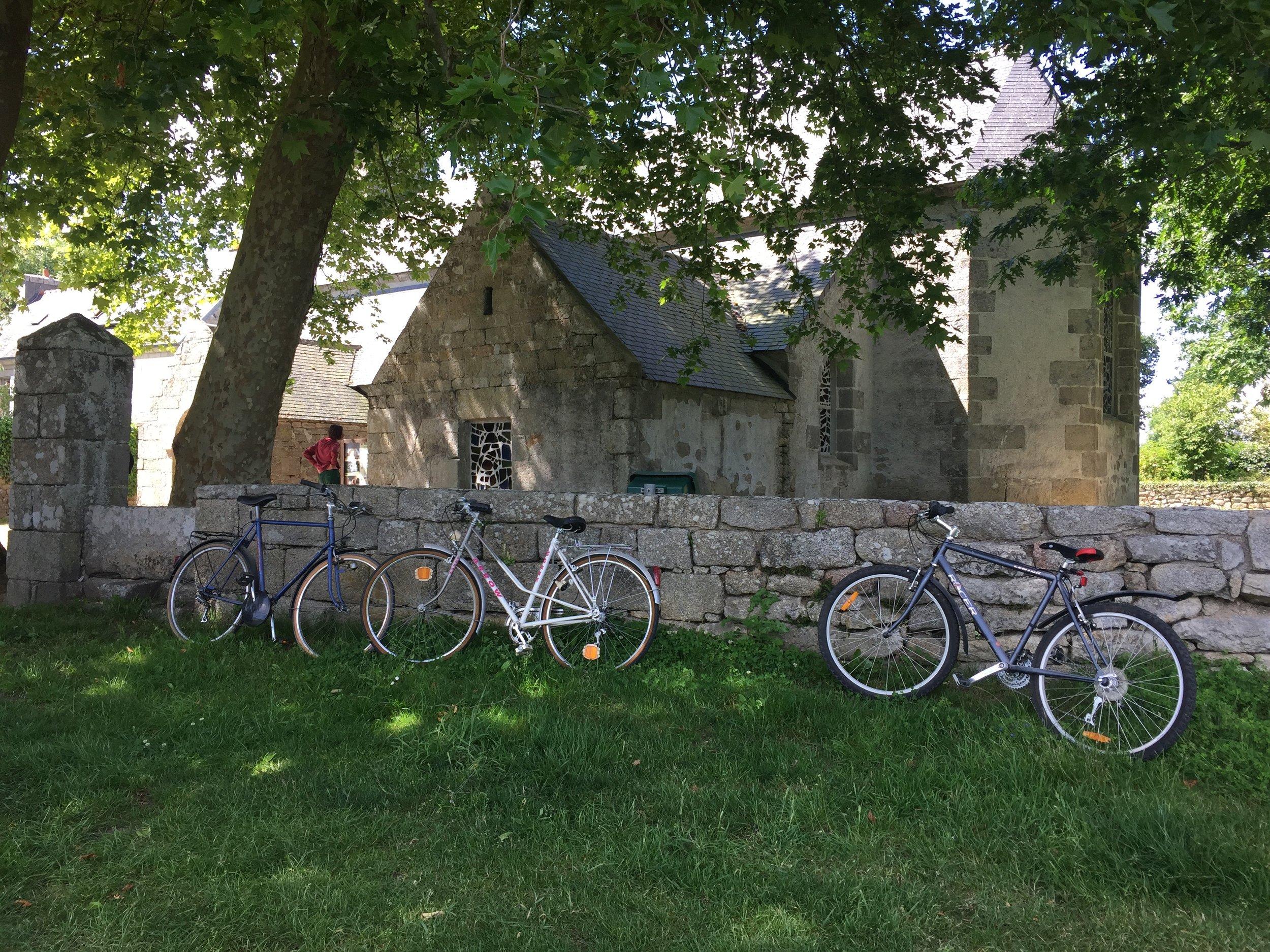Chapelle de Plonivel a Plobannalec