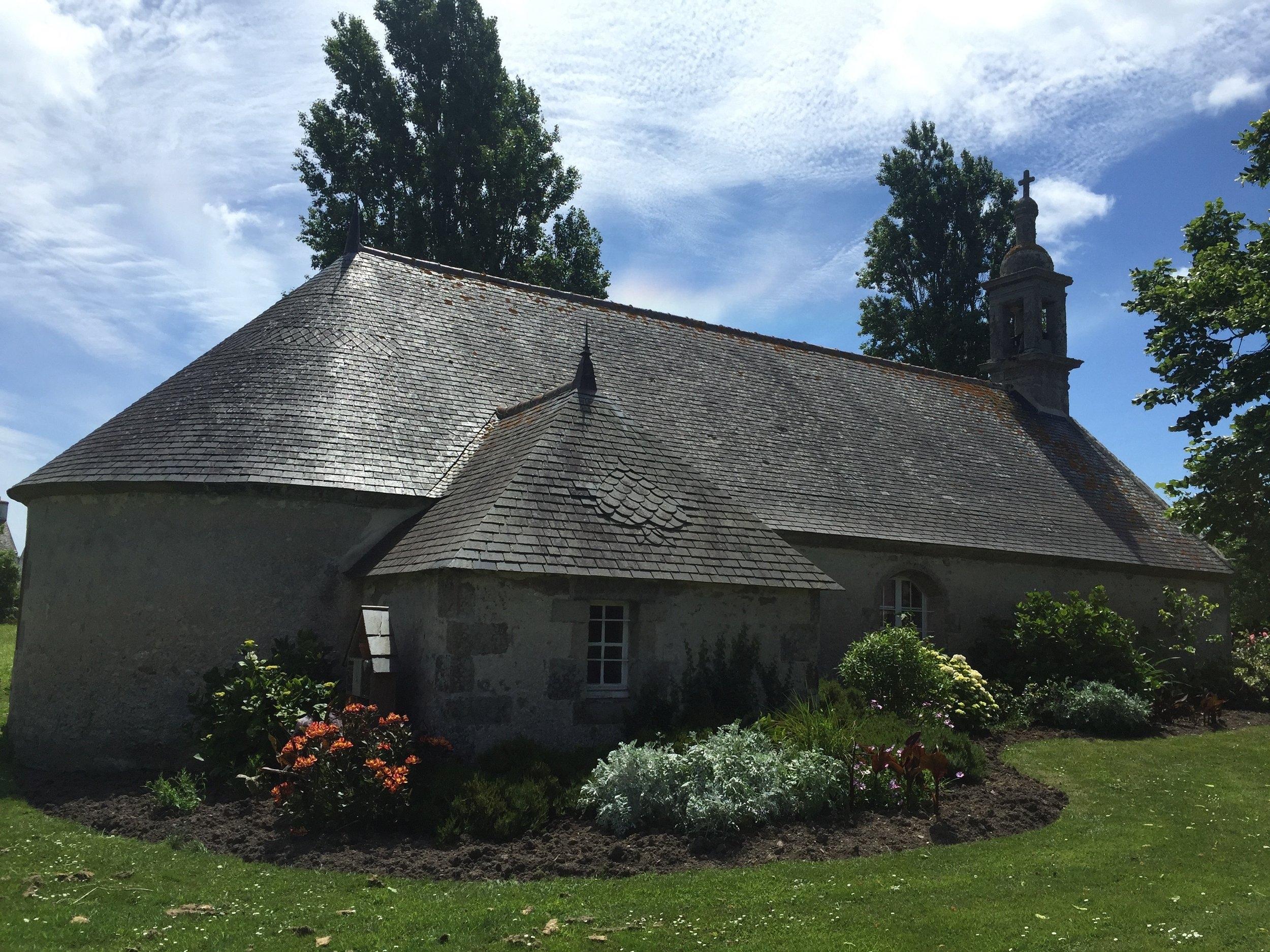 Chapelle de Saint Quido a Larvor