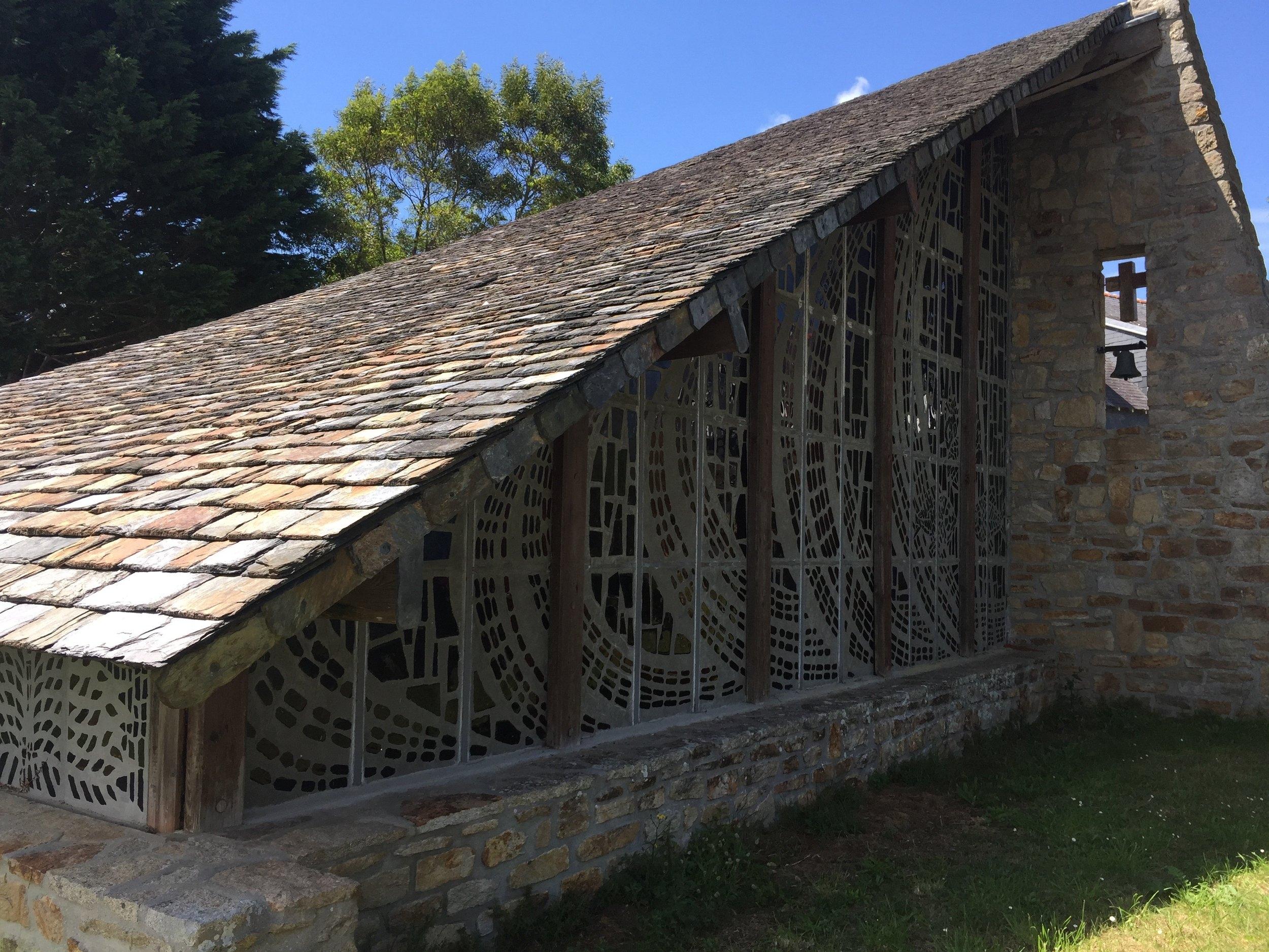 Chapelle de La Porte Ouverte a Lodonnec