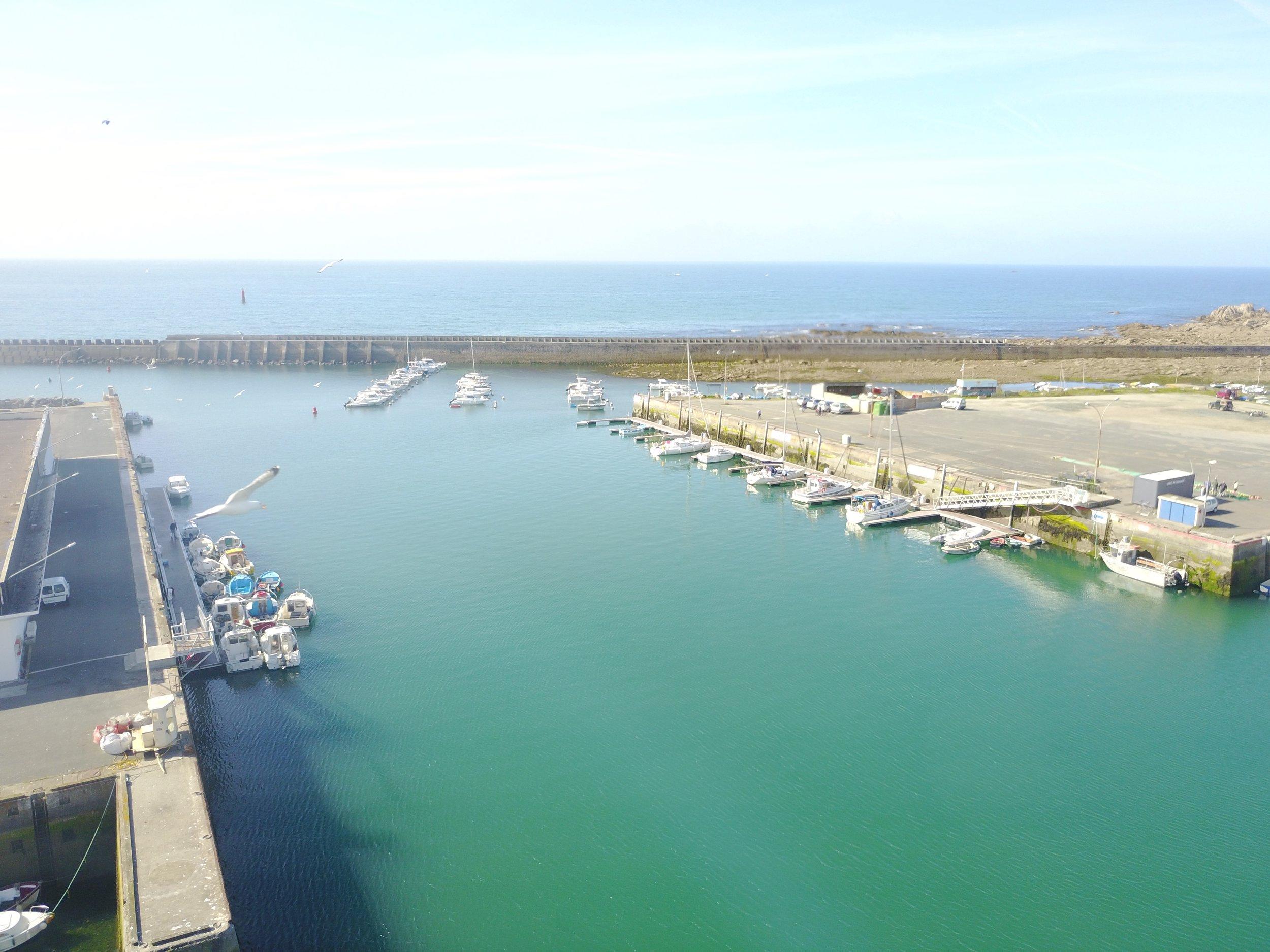 Le port de Lesconil