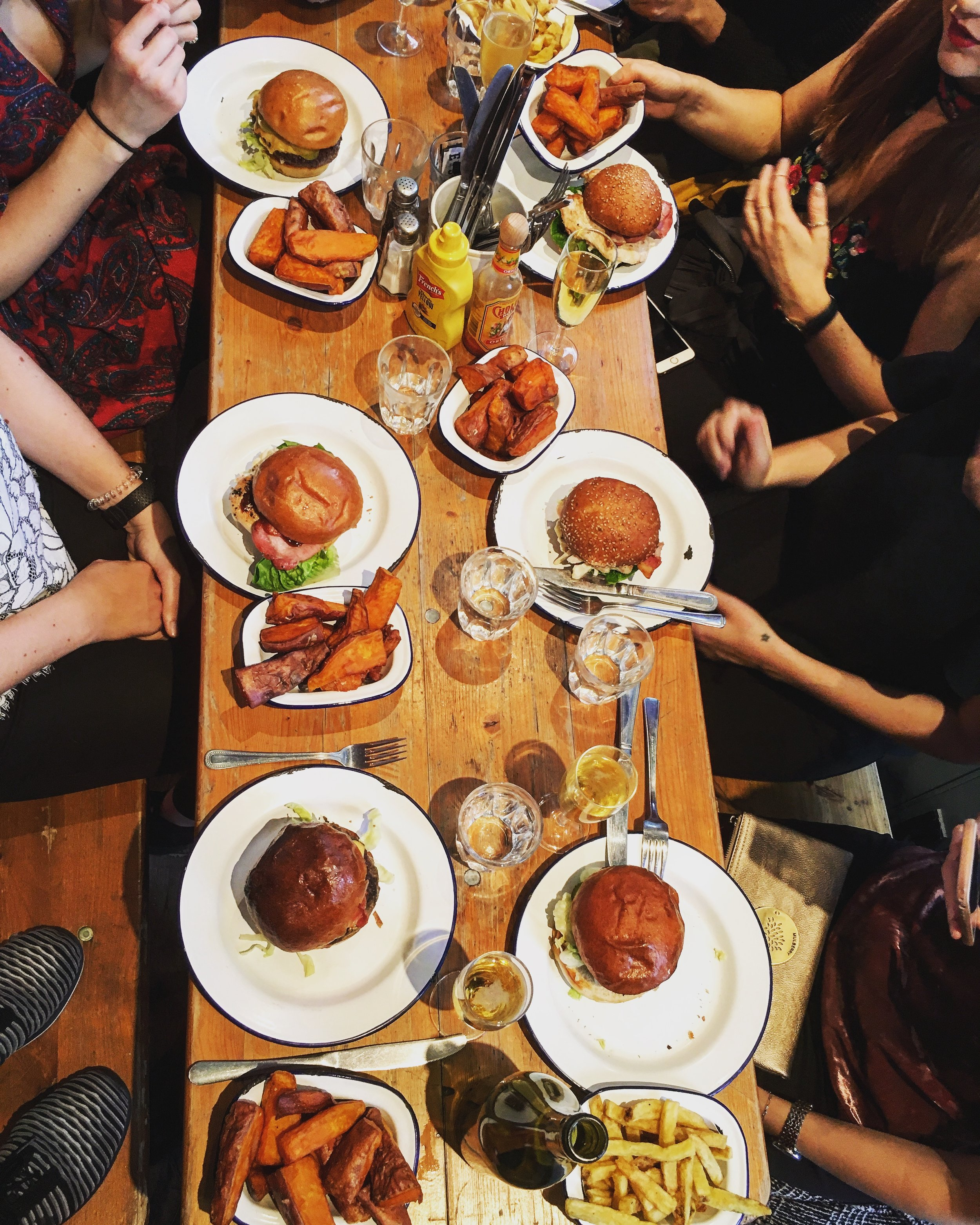 Bottomless Brunches - Kick start the Hen Party in style! Bubbles always help!