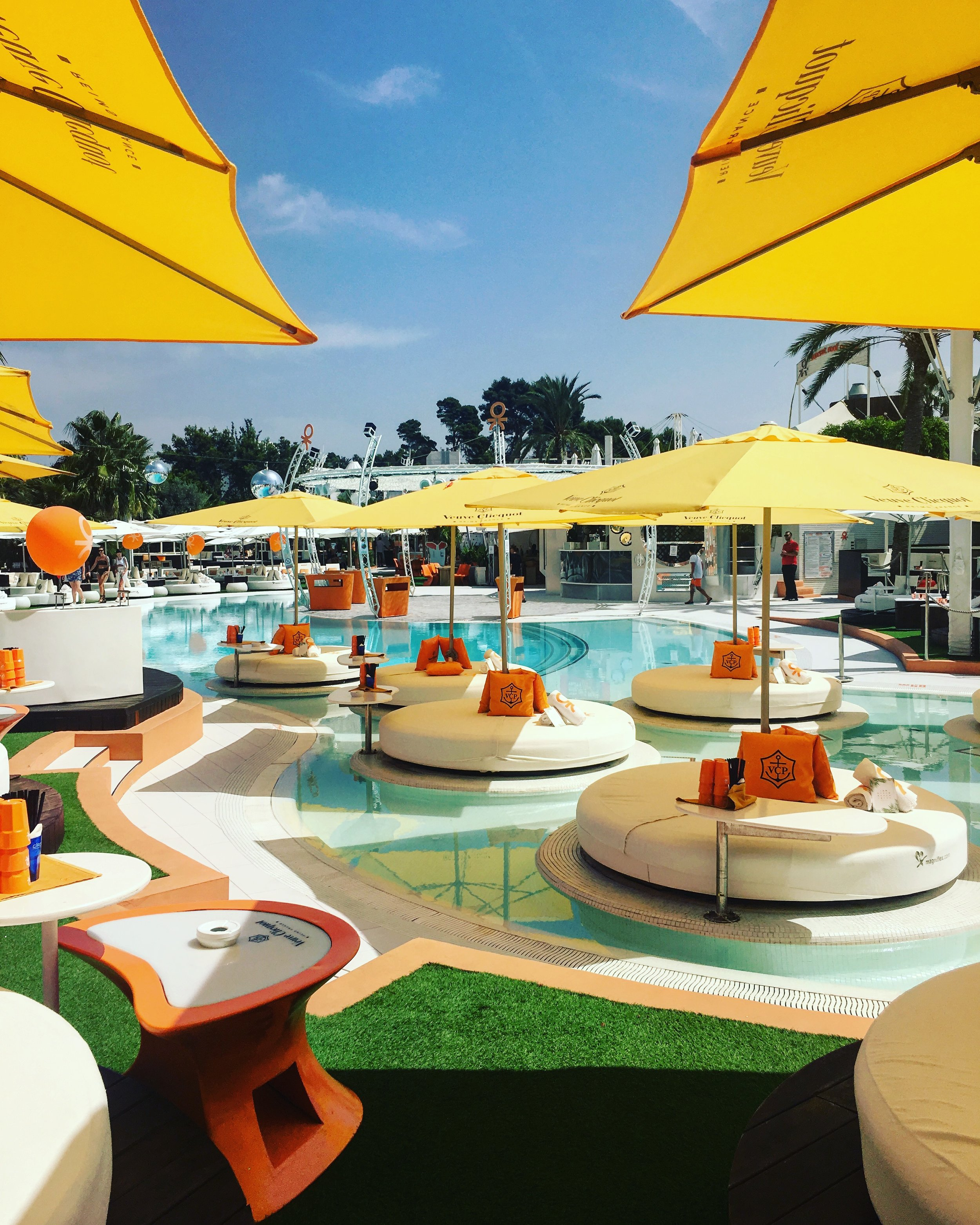 Pool Parties & Beach Clubs -