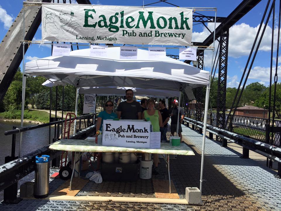 Beerfest on the Bridge in Portland -