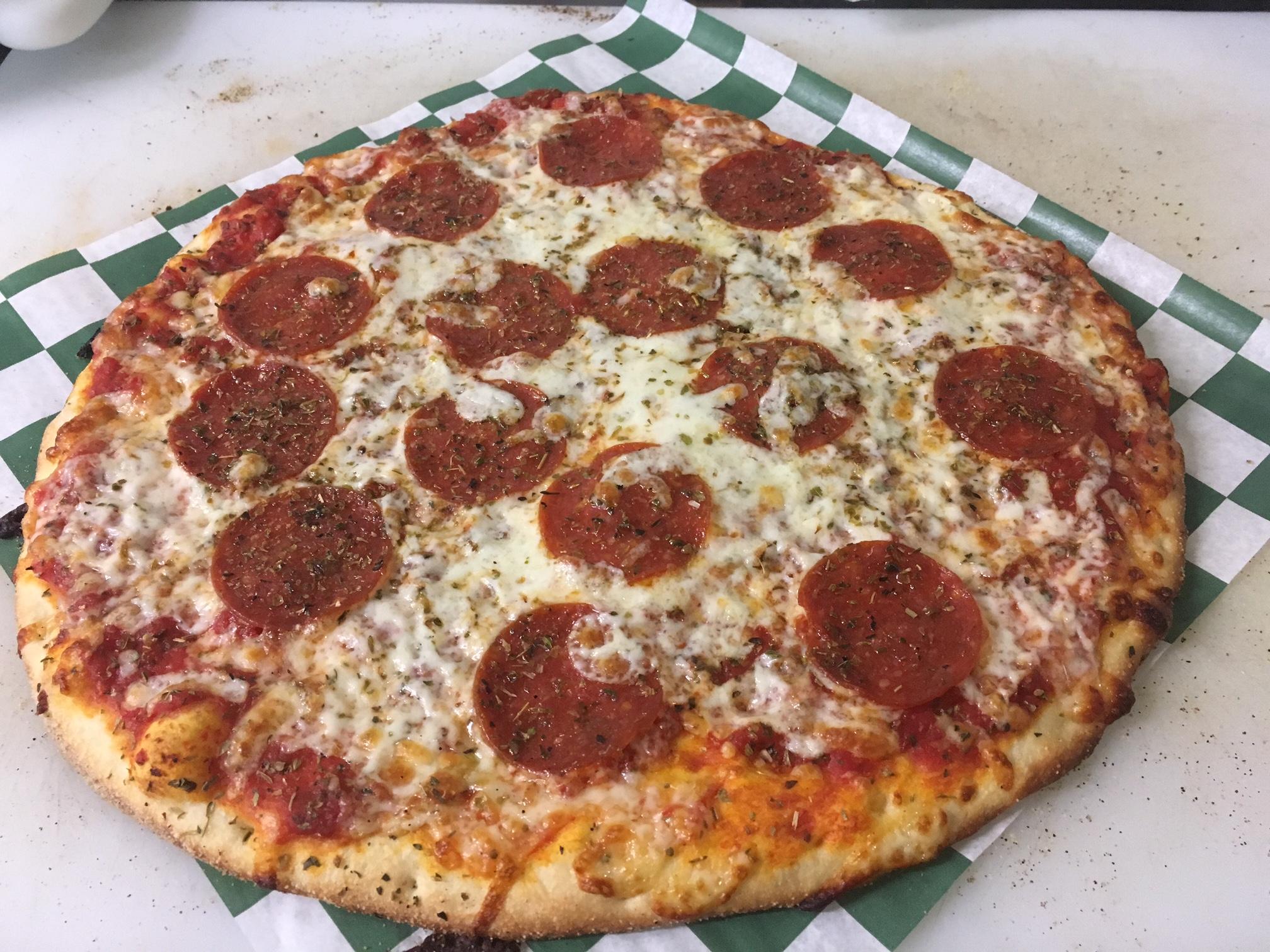 Pepperoni Pizza -