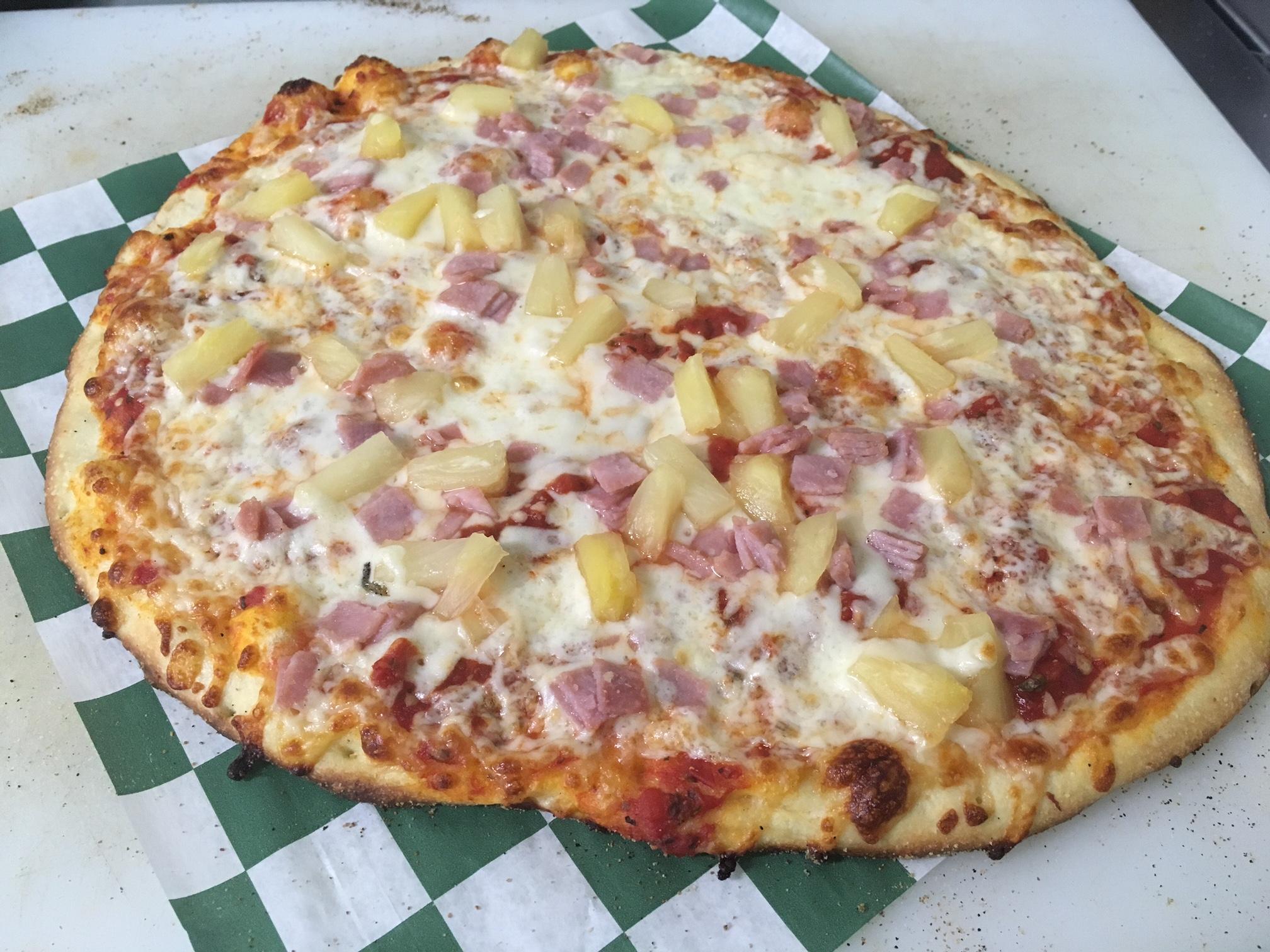 Hawaiian Pizza -