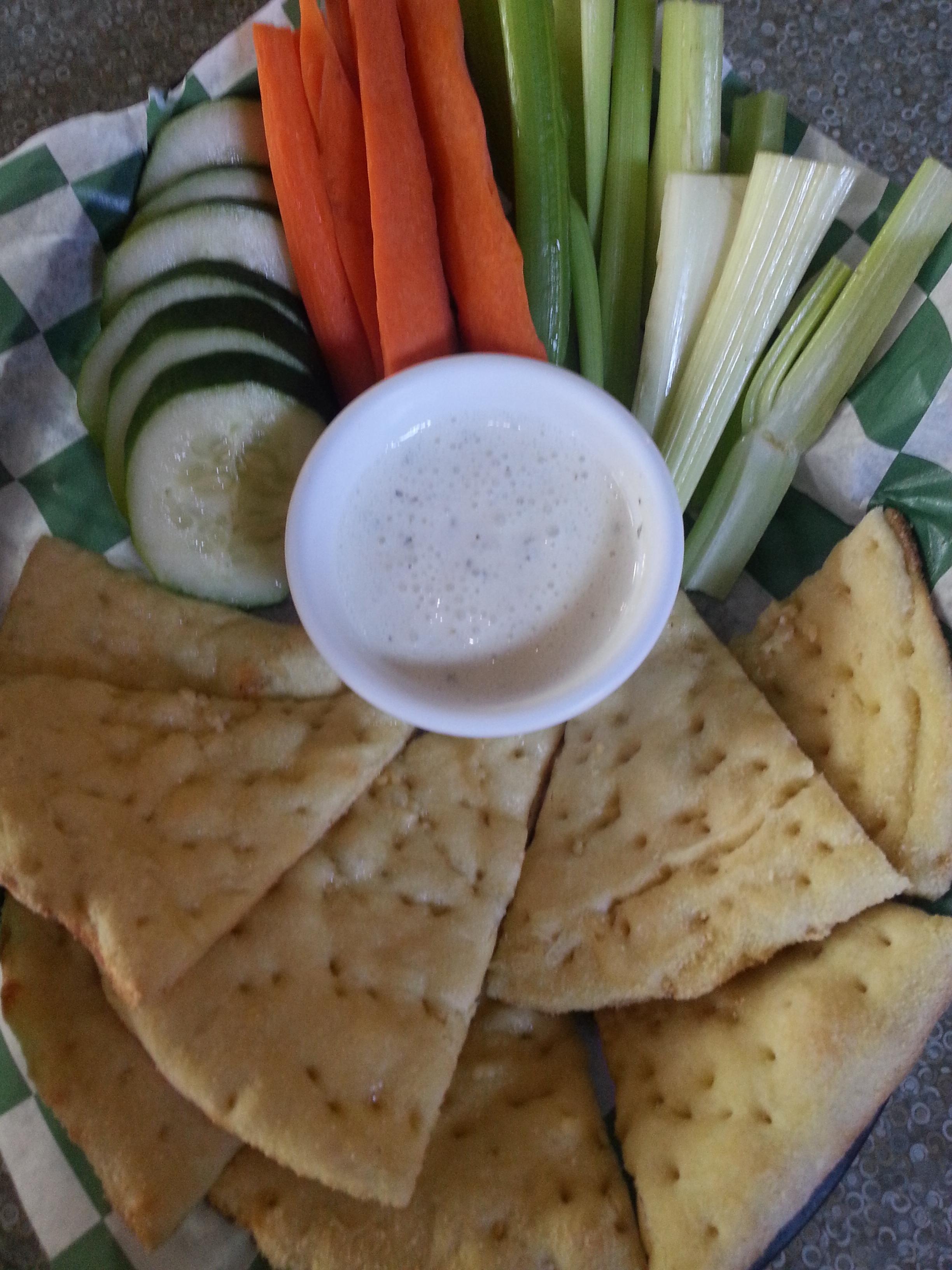 Fresh Veggie Plate -