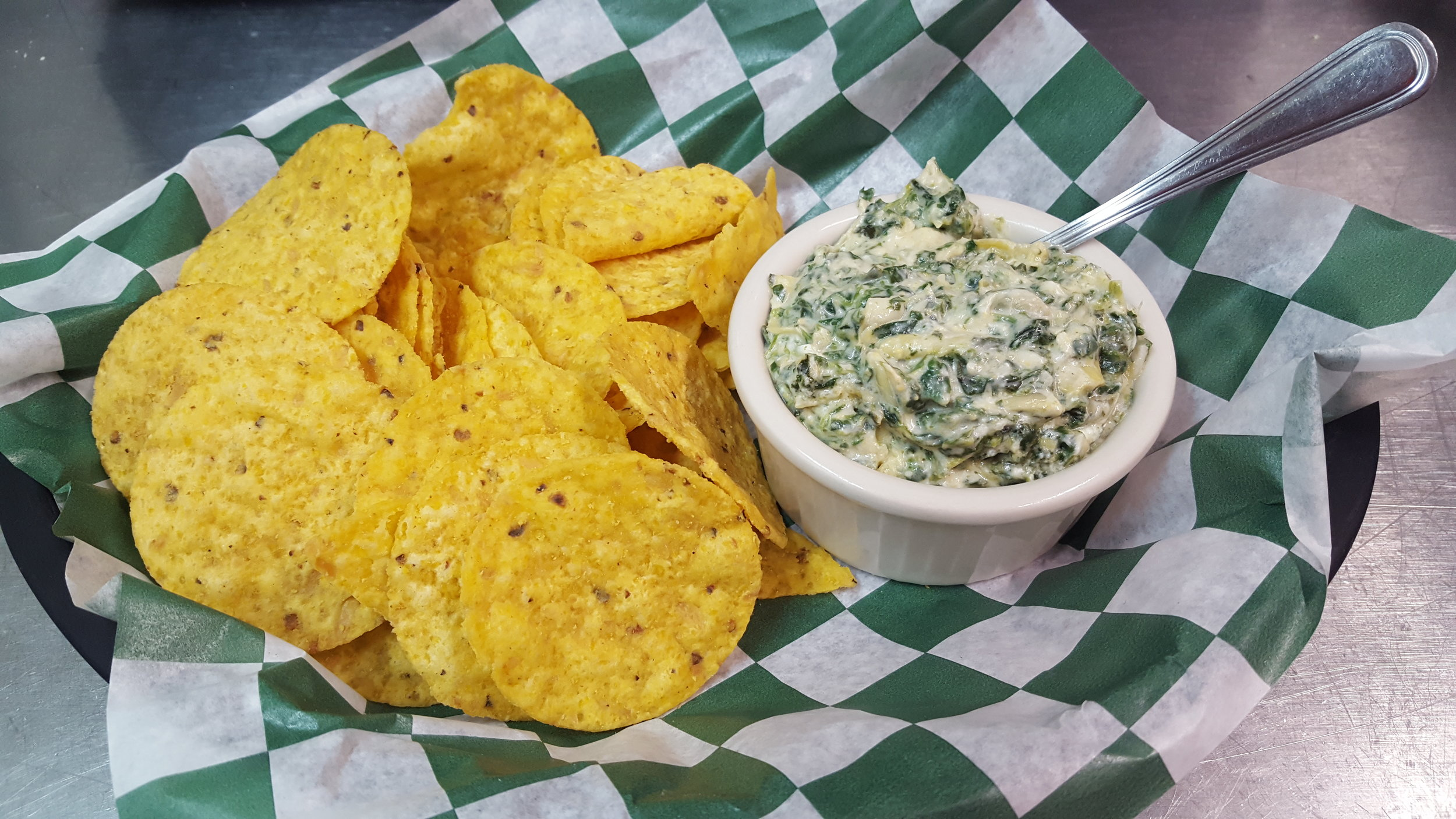 Spinach and Artichoke Dip -