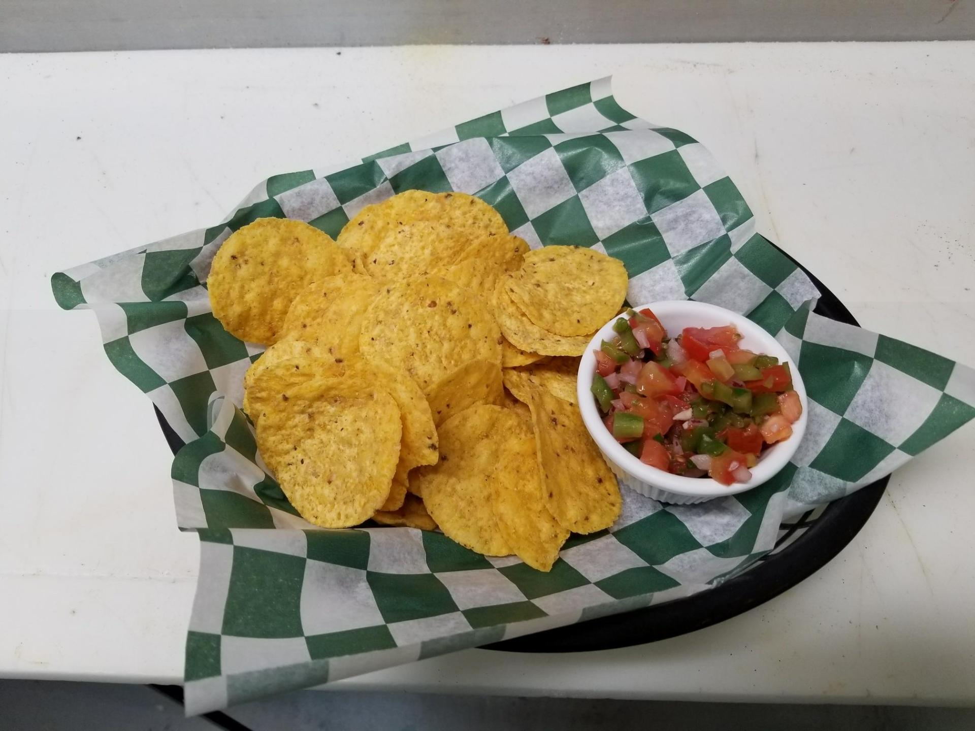 Chips and Salsa -