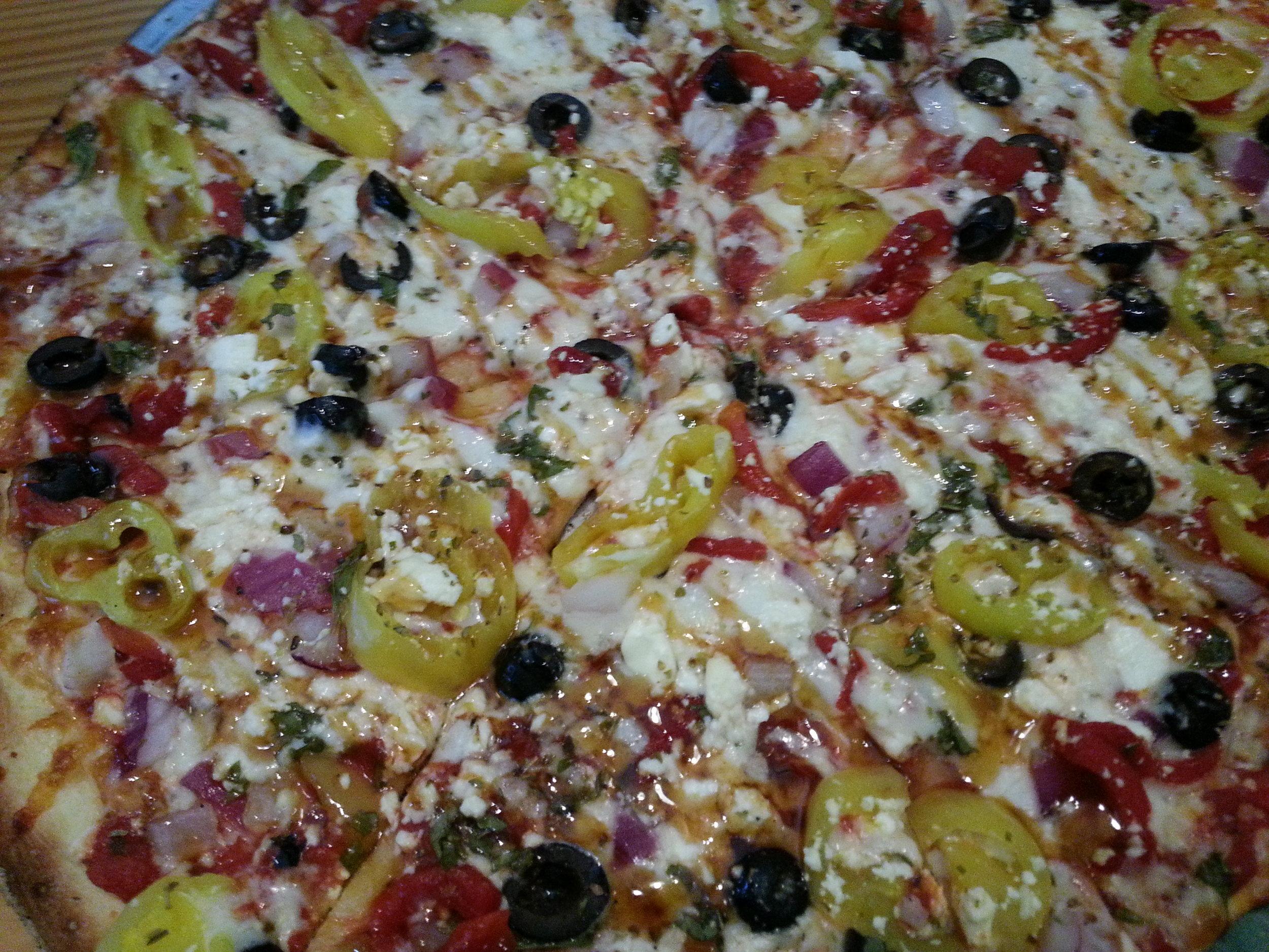 Italian Pizza -