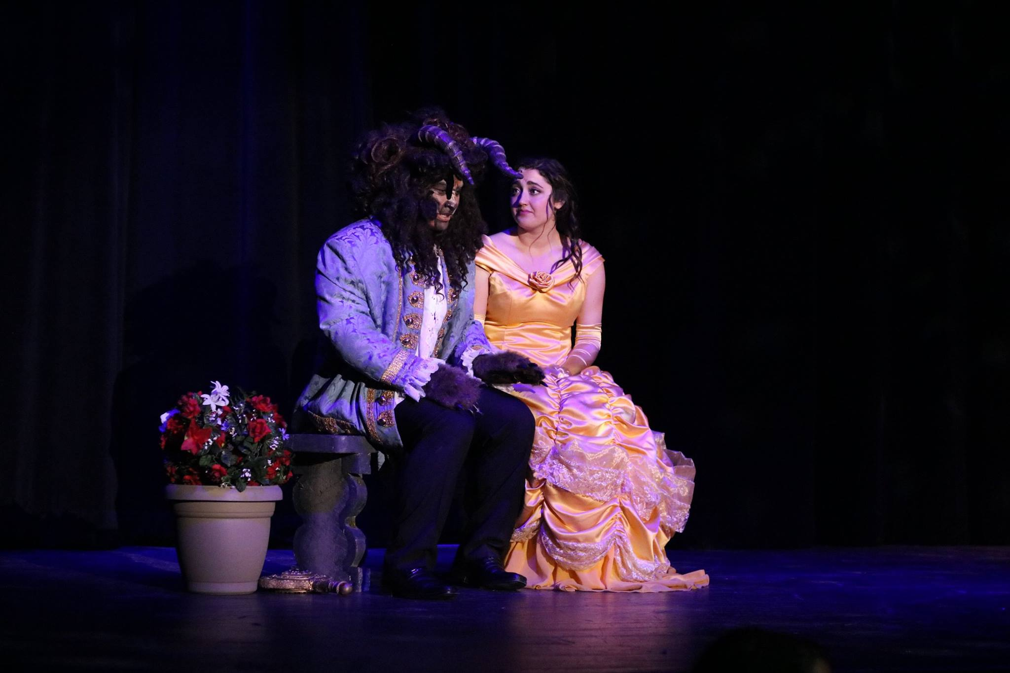 Beauty and the Beast , Spring 2017