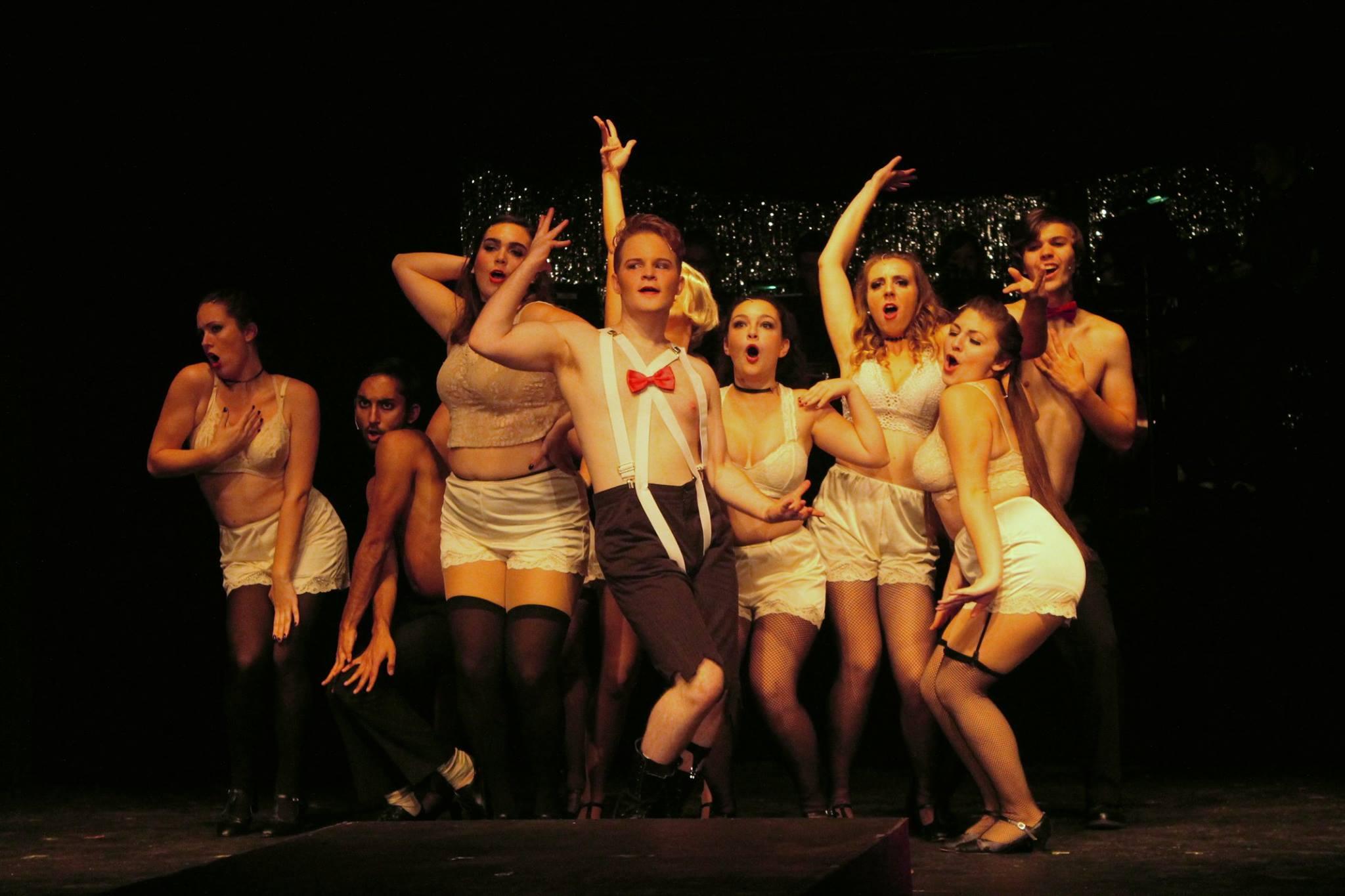 Cabaret , Fall 2016
