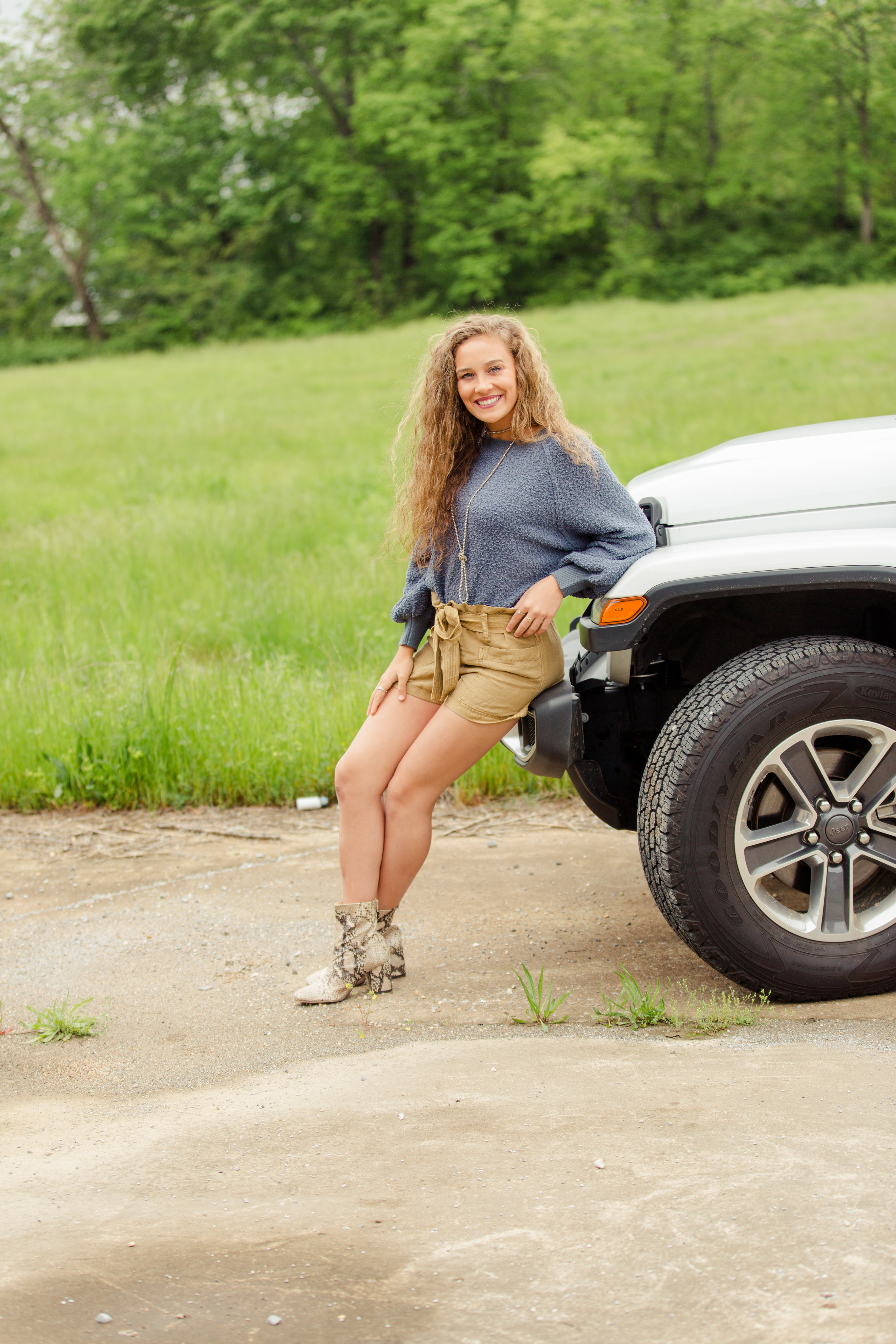 Caity- Skyline Senior Session Jackson Co Park Scottsboro