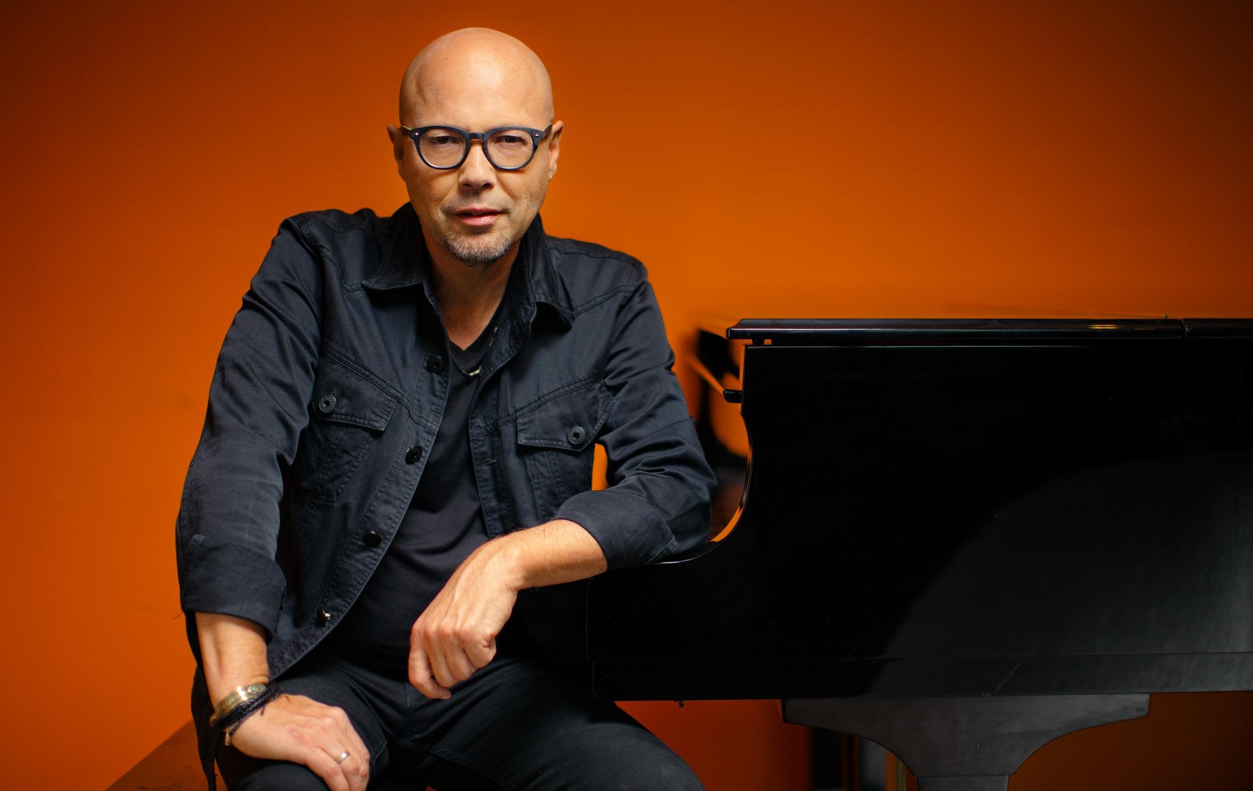 John Beasley, jazz piano/director